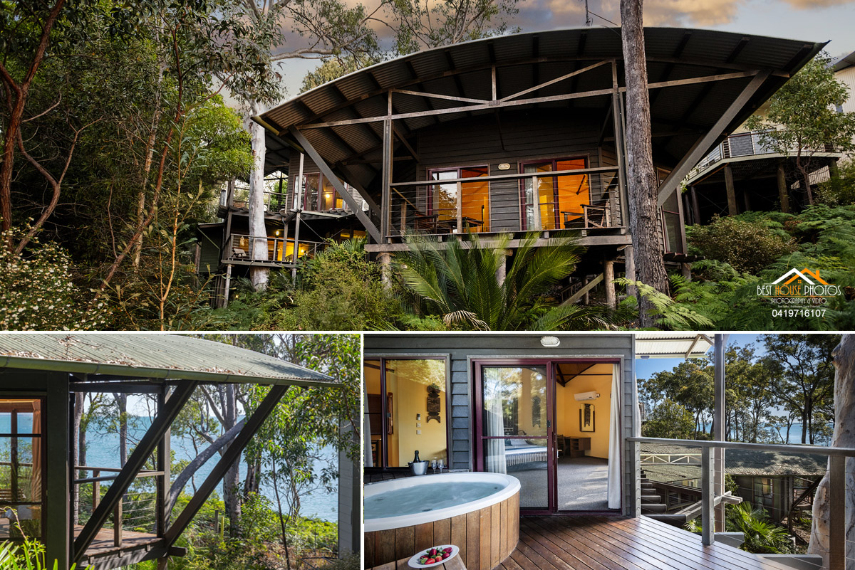 Sunset House - Fraser Island House for Rent