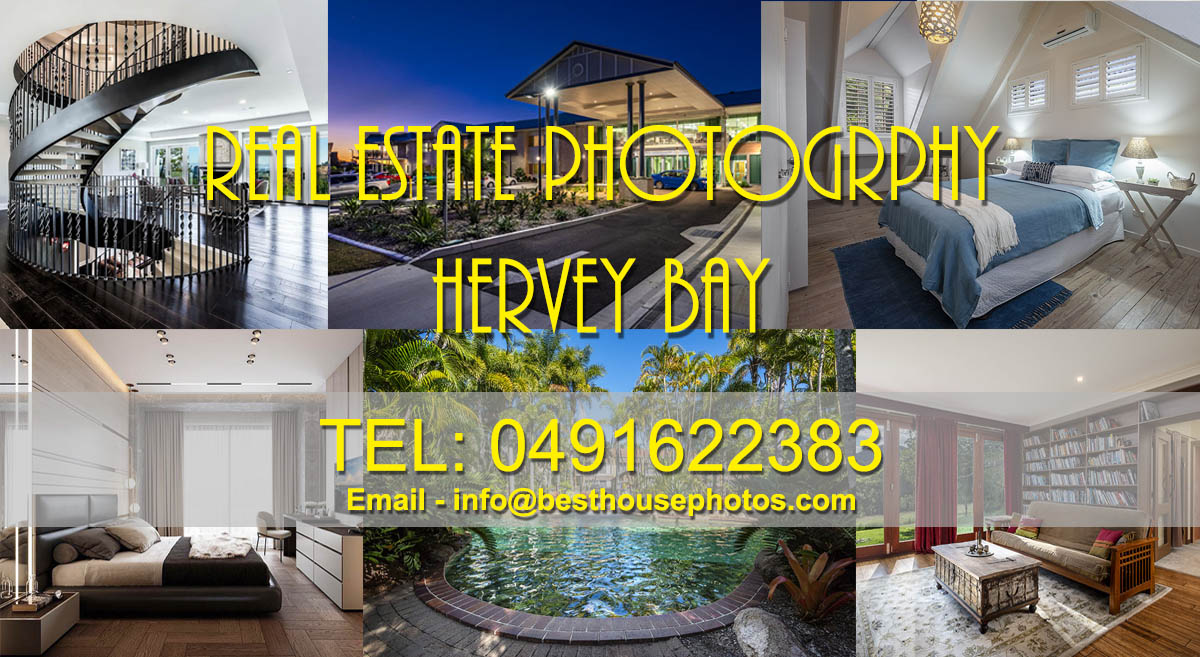 Hervey Bay real estate photography